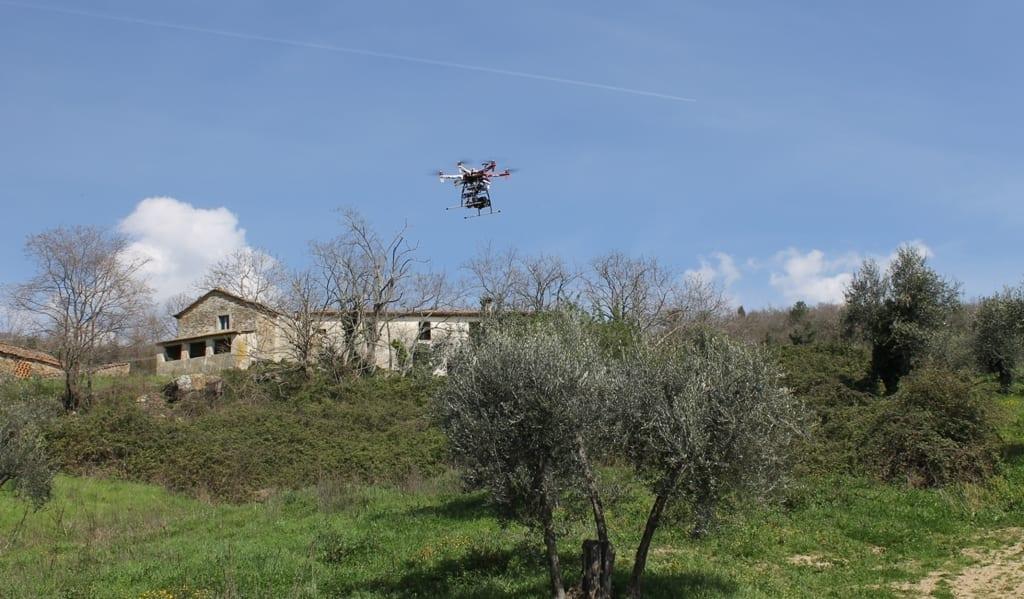 Photo of PONTASSIEVE – Droni in Via Palagio in Colognole per prevenire le frane