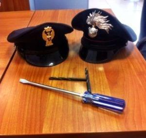 Arresto congiunto di Polizia e Carabinieri