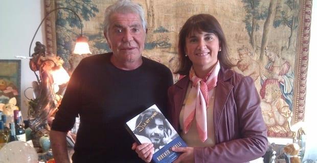 Photo of SESTO FIORENTINO – Sara Biagiotti incontra Roberto Cavalli