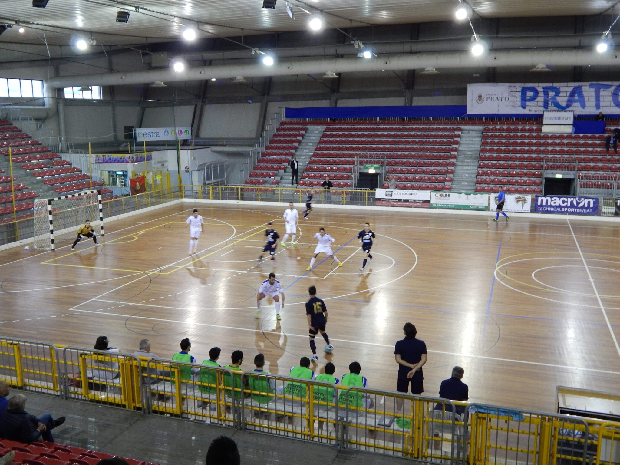 Photo of FUTSAL – Prato da infarto batte Chiuppano sulla sirena