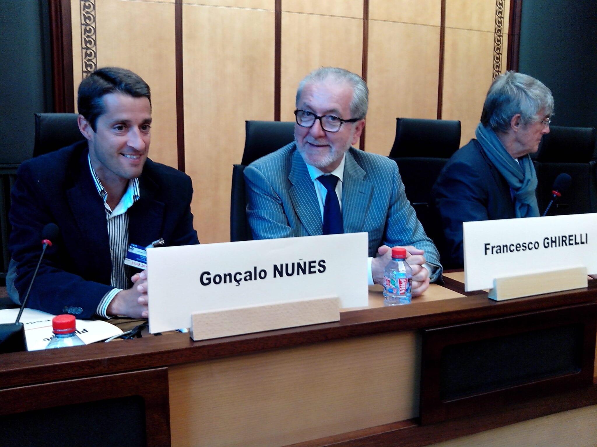 Nunes Benfica e Ghirelli