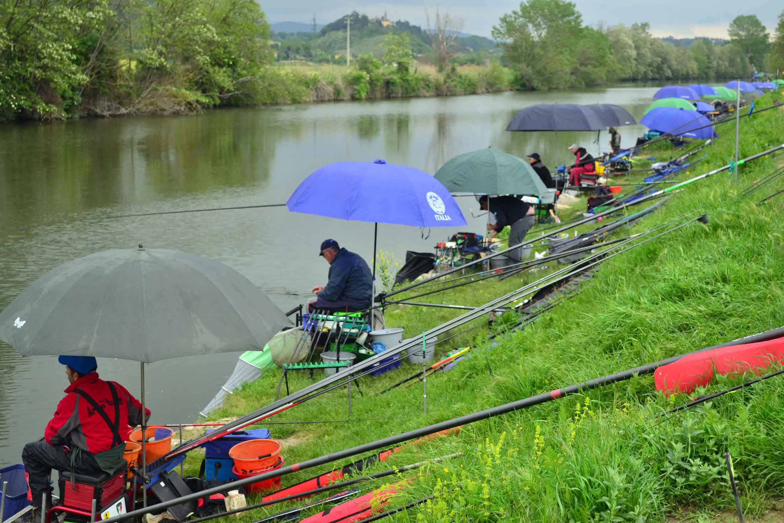 Photo of LATERINA – Arezzo e Siena si sfidano nel campionato interprovinciale di pesca
