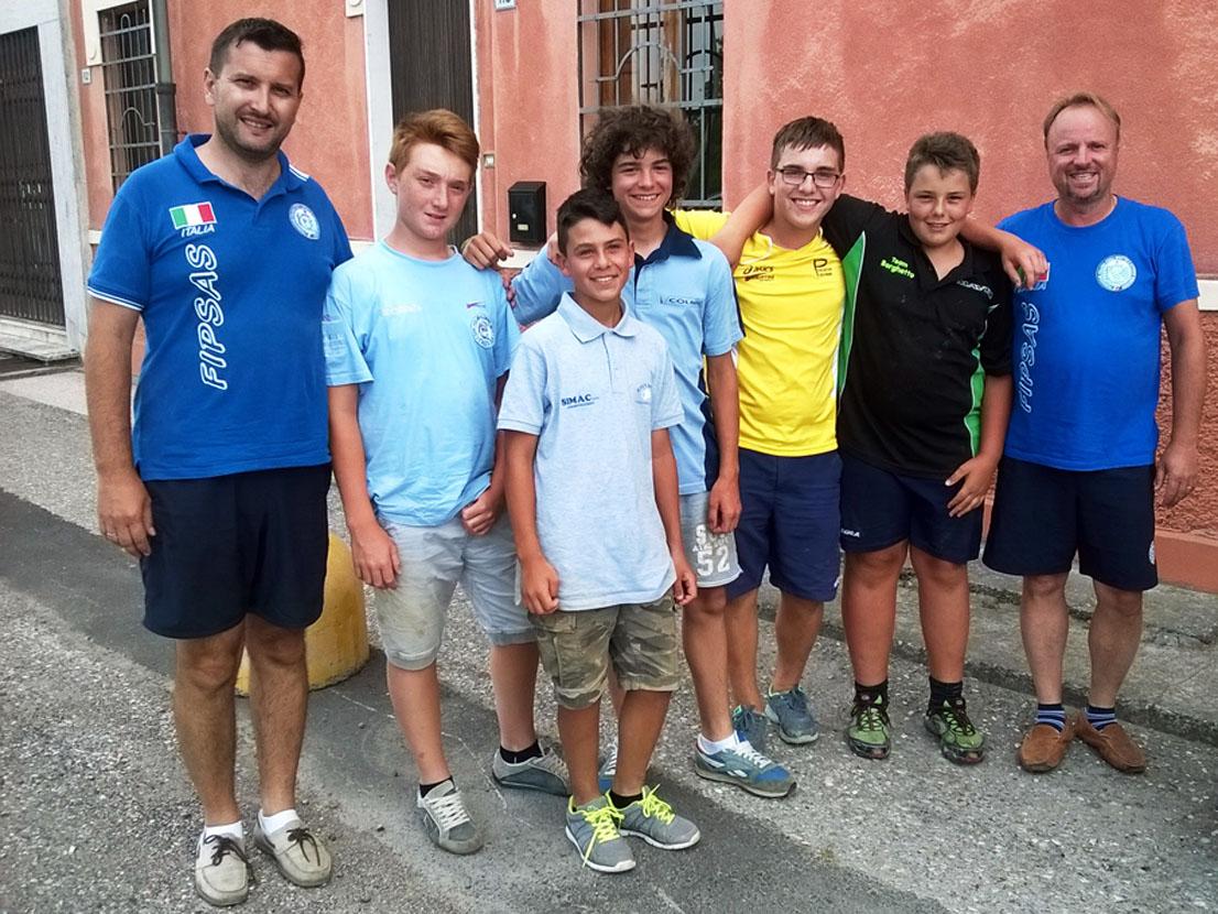 Photo of AREZZO – Il valdarnese Lorenzini convocato nella nazionale Under14 di pesca