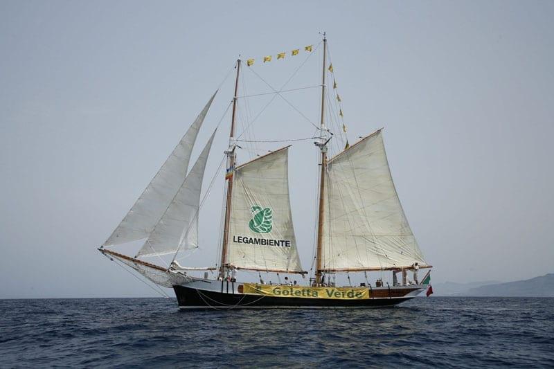 Photo of Goletta Verde presenta i dati sulla qualità del mare toscano