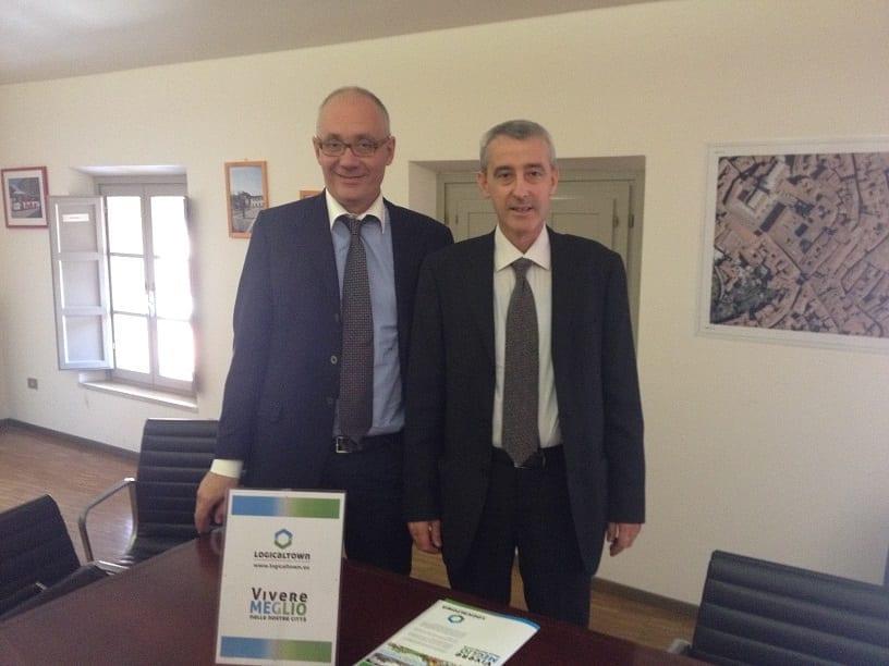 Photo of SIENA – Il Comune incontra 'Città Logica' per iL trasporto merci ecologico