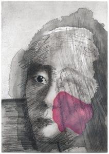 Zhang Xiaogang Speachless No.1