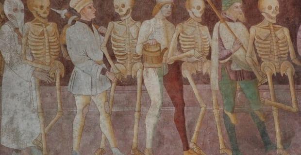 Photo of FORTE DEI MARMI – Mostra 'La Danza macabra della Grande Guerra'