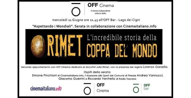Photo of FIRENZE –  Il secondo appuntamento della rassegna 'Off Cinema'