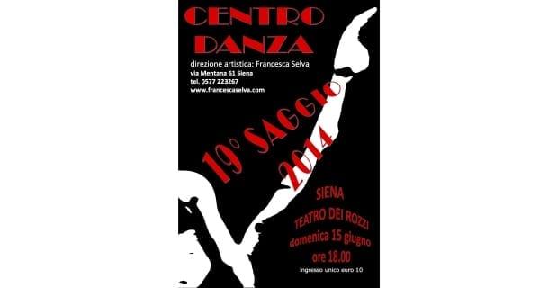 Photo of A passo di danza al Teatro dei Rozzi di Siena con gli allievi di Francesca Selva