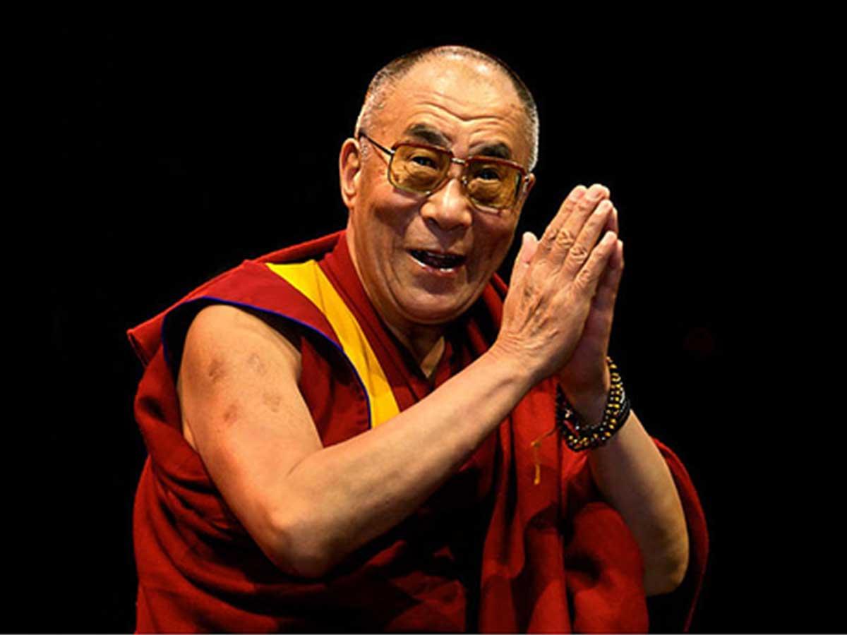 Photo of Dalai Lama. Sentieri visivi. Mostra espositiva sull'arte tibetana