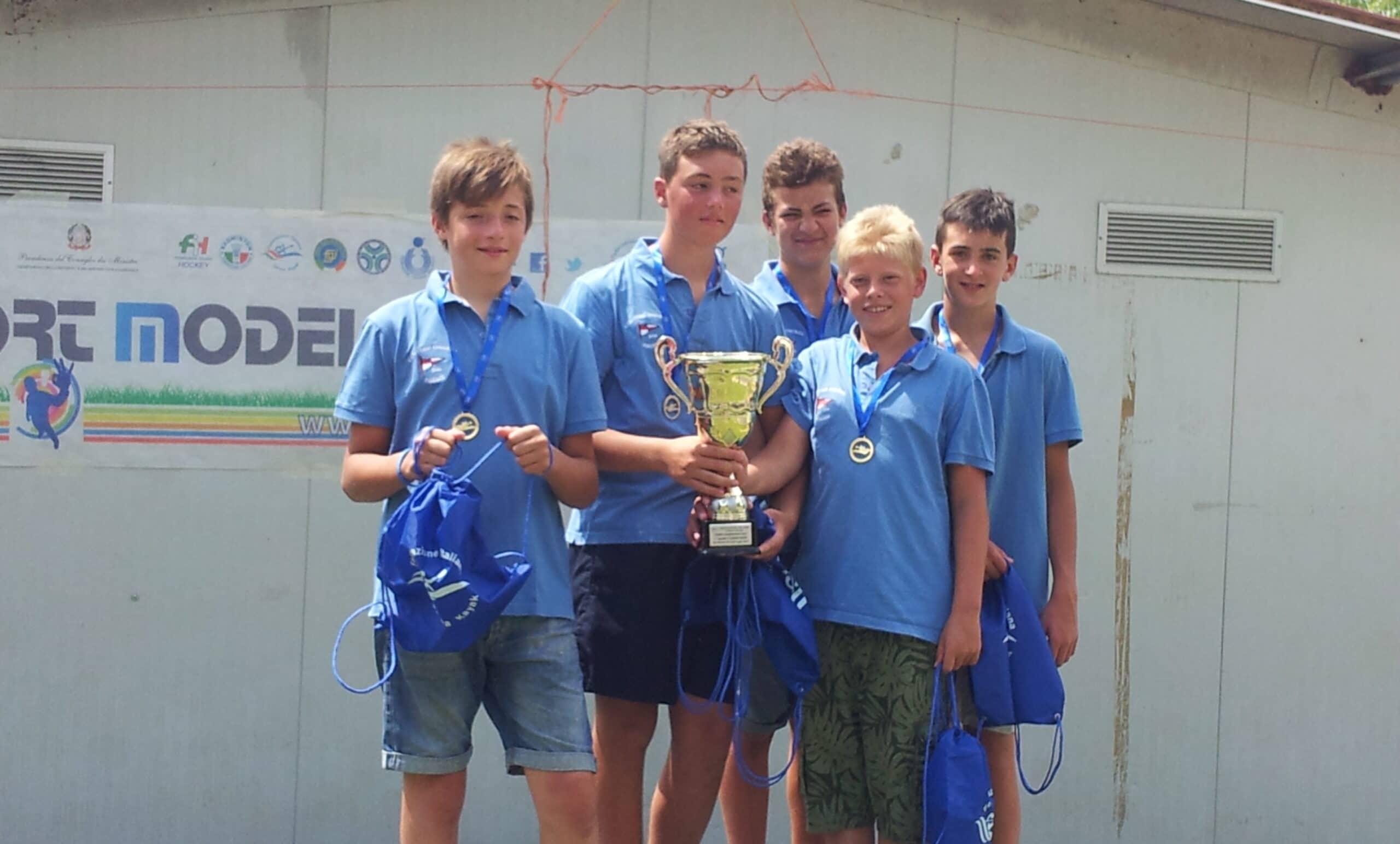 Photo of FIRENZE – Canottieri Comunali: successo tricolore della squadra under 14 di canoa polo, terzo posto per canoa discesa.