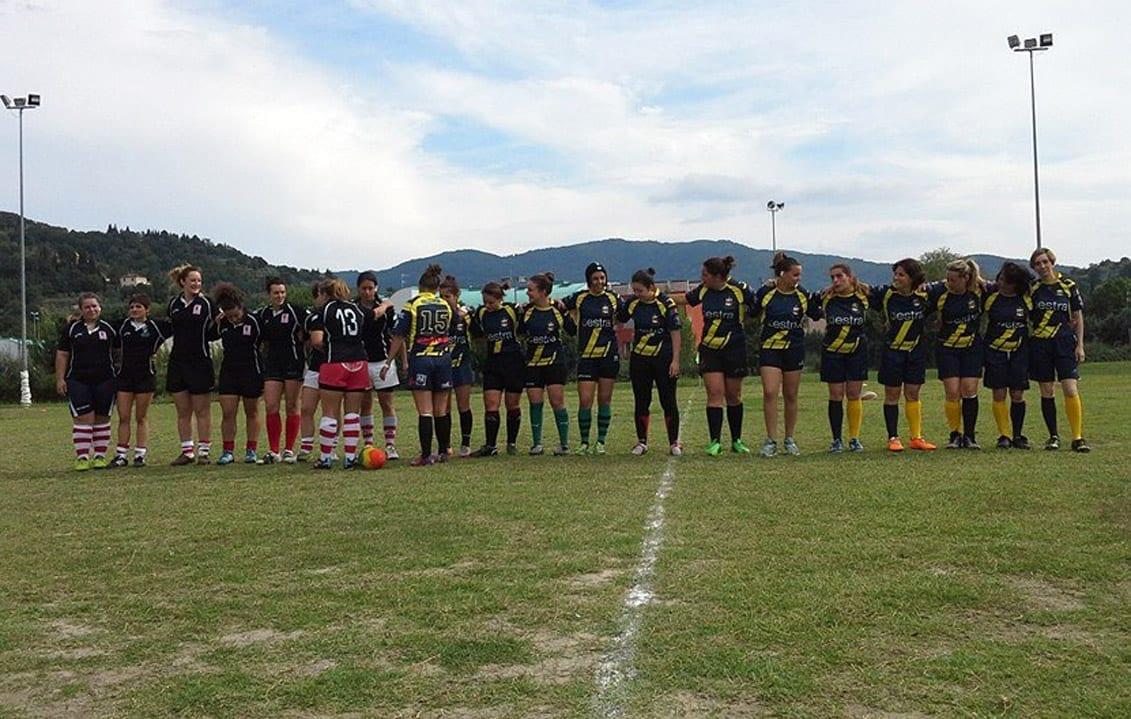 Photo of AREZZO – Play Pride:Il rugby femminile aretino unito contro le discriminazioni