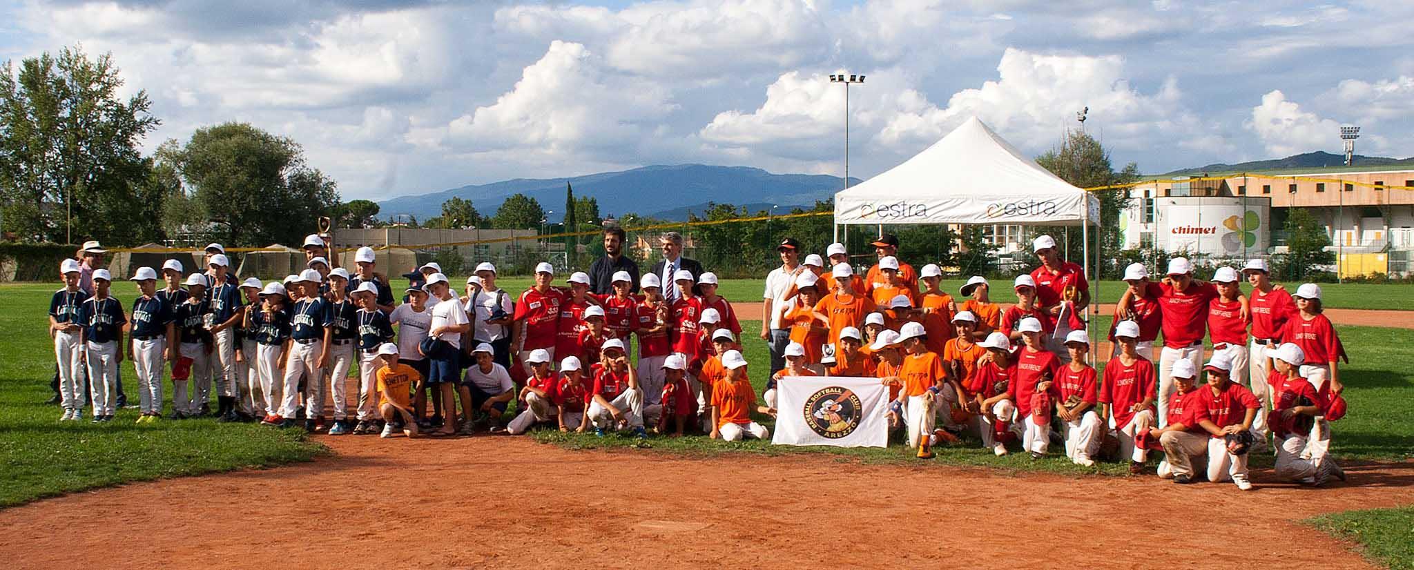 Photo of AREZZO – I ragazzi del Bsc Arezzo trovano gloria alle Tuscany Series