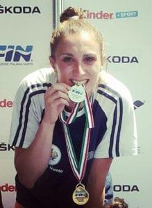 Chimera Nuoto - Giulia Fucini (1)