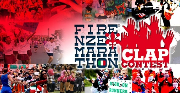 Photo of Firenze Marathon 2014: ecco il Clap Contest