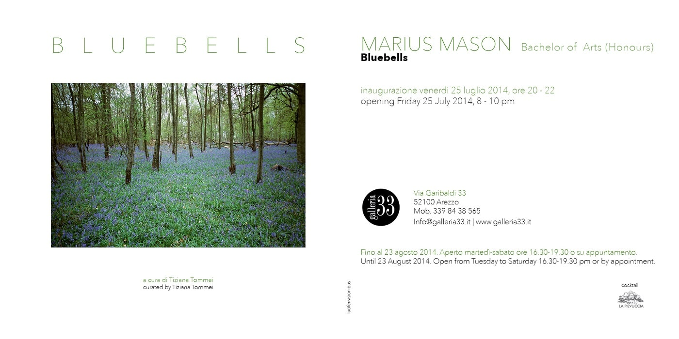Photo of AREZZO – Galleria 33: Marius Mason, Analog Photography