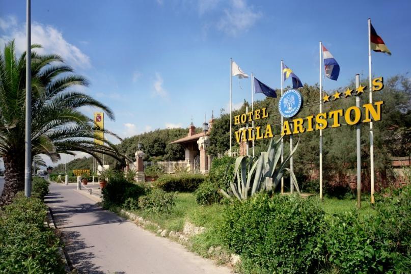 Photo of CAMAIORE – Un luglio ricco di incontri culturali al Park Hotel Villa Ariston di Lido di Camaiore