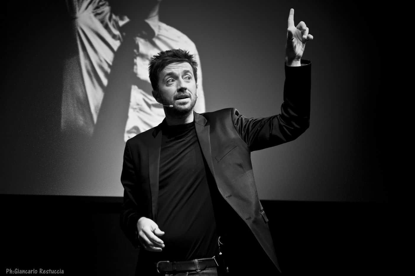 Photo of Festival Gaber: Scanzi racconta Gaber sul palco del LunaticaFestival
