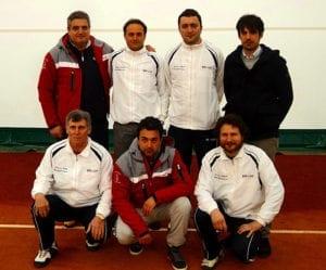 Tc Castiglionese - Consiglio direttivo 2014
