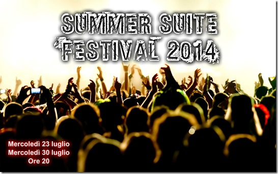 Photo of FIRENZE – Al via il Summer Suite Festival 2014, prima edizione