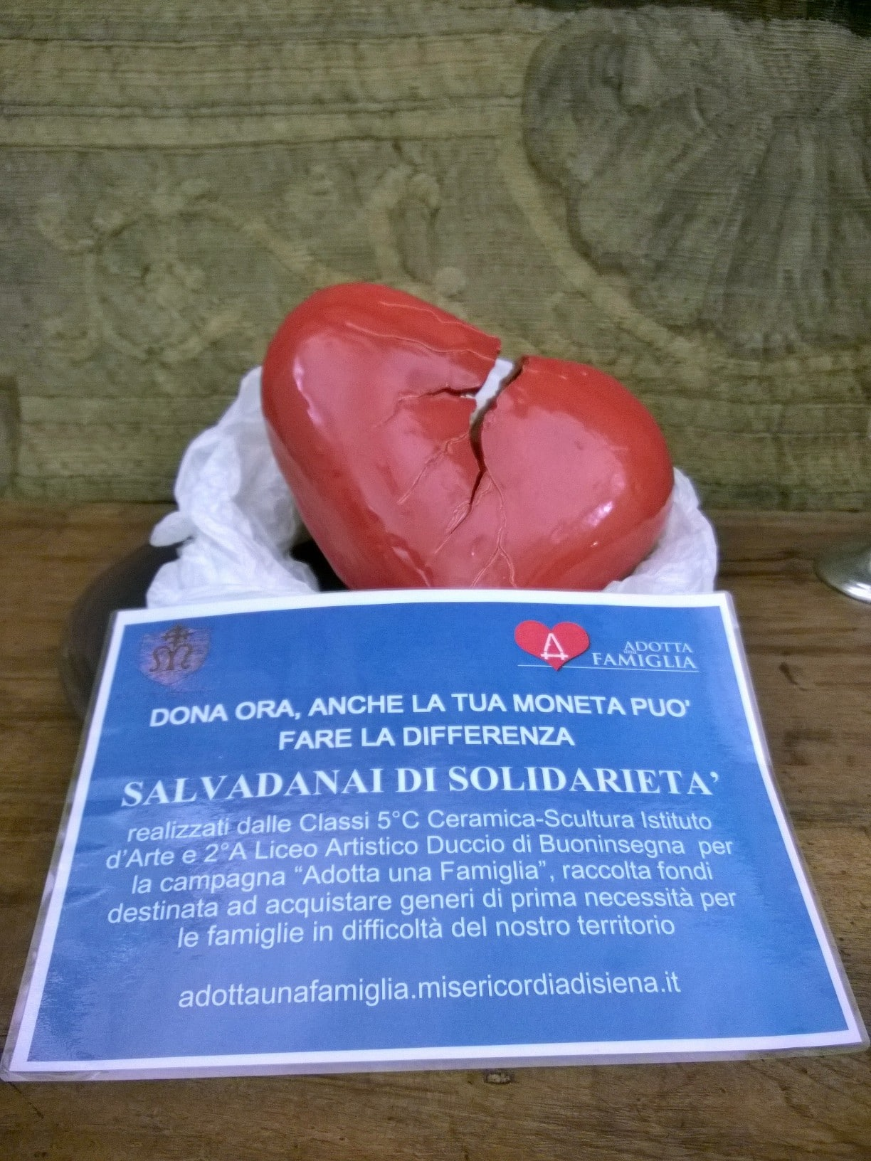 Photo of SIENA – La Provincia sostiene l'iniziativa di solidarieta' della Misericordia 'Adotta una famiglia'