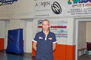 Scuola Basket Arezzo - Bini, coach Promozione