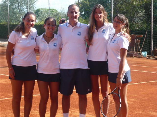 Photo of TENNIS – Tc Prato under 16 femminile cerca il titolo a Pavia