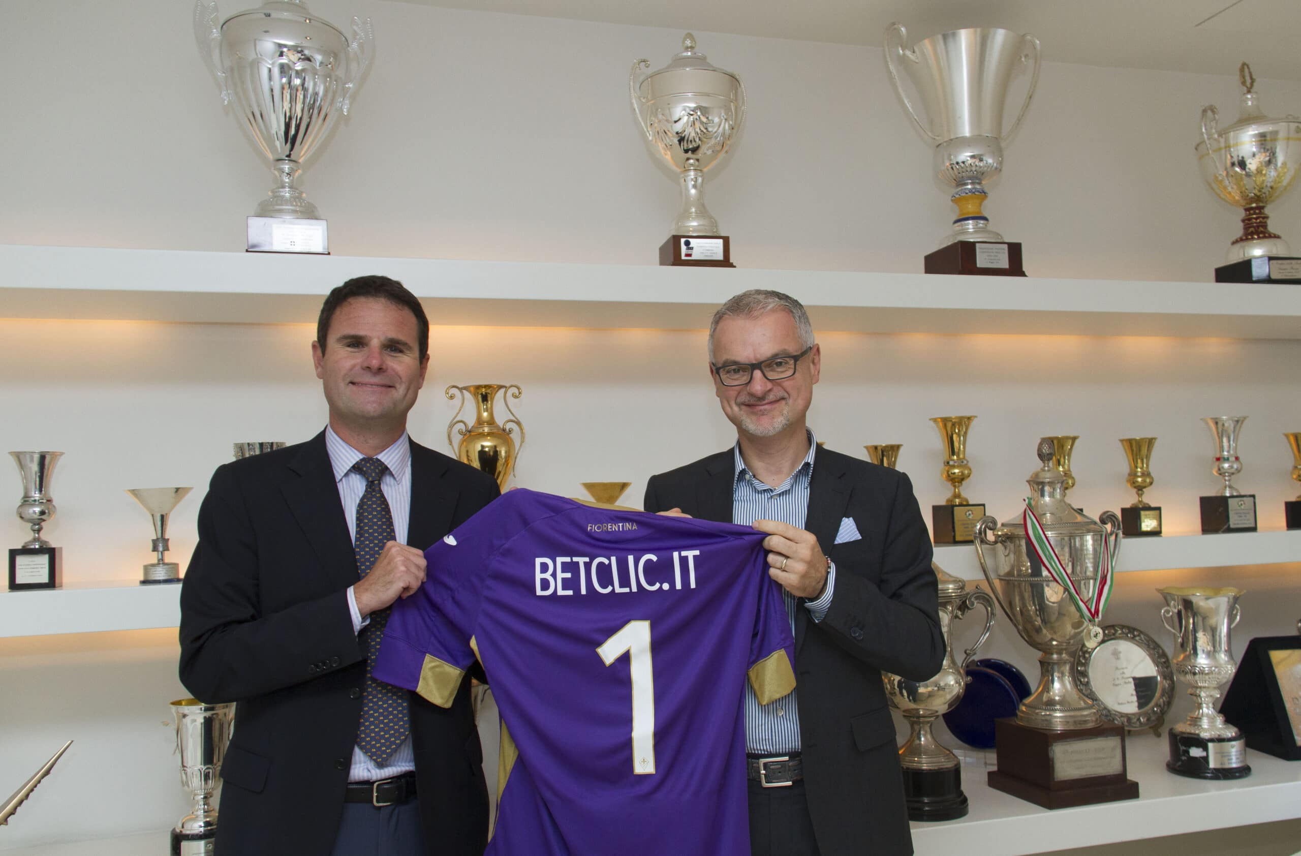Photo of Betclic è Top Sponsor dell'ACF Fiorentina