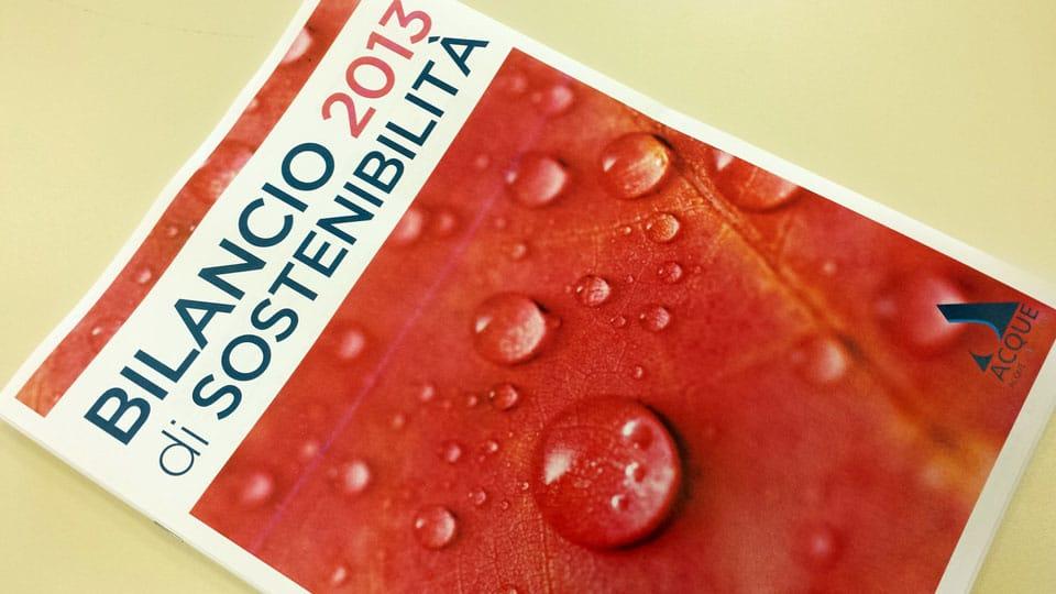Photo of Responsabilità sociale: pubblicato il bilancio di sostenibilità del Gruppo Acque SpA
