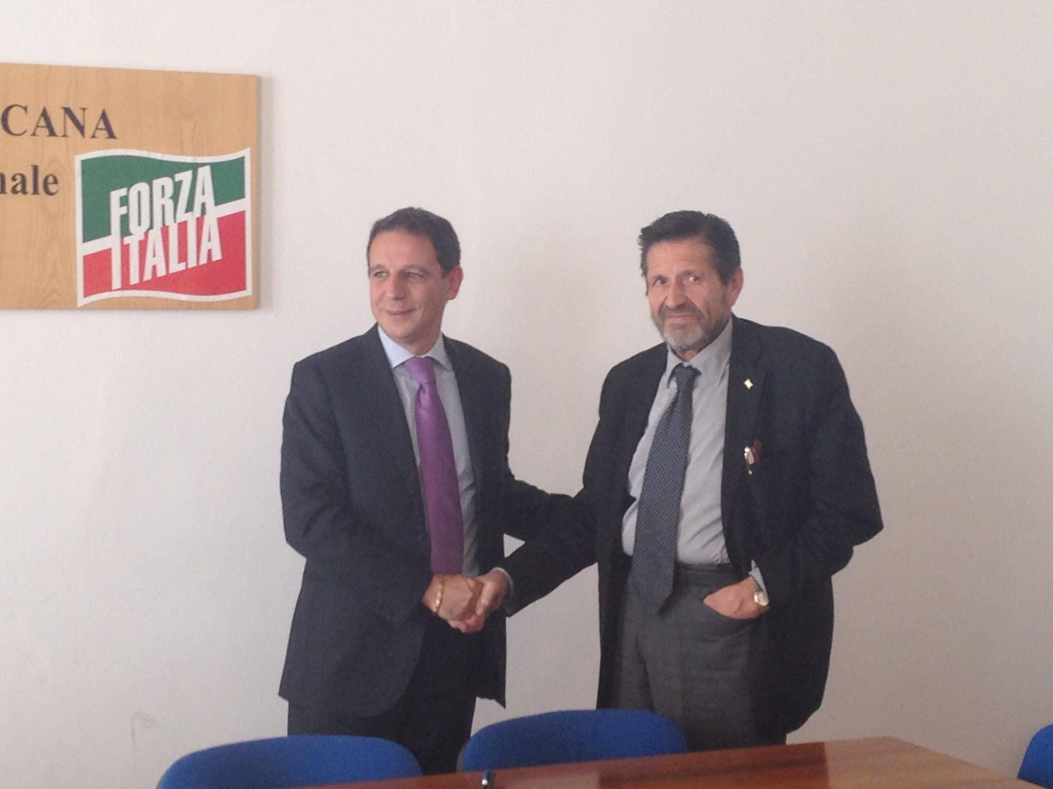 Massimo Parisi e Antonio Gambetta Vianna