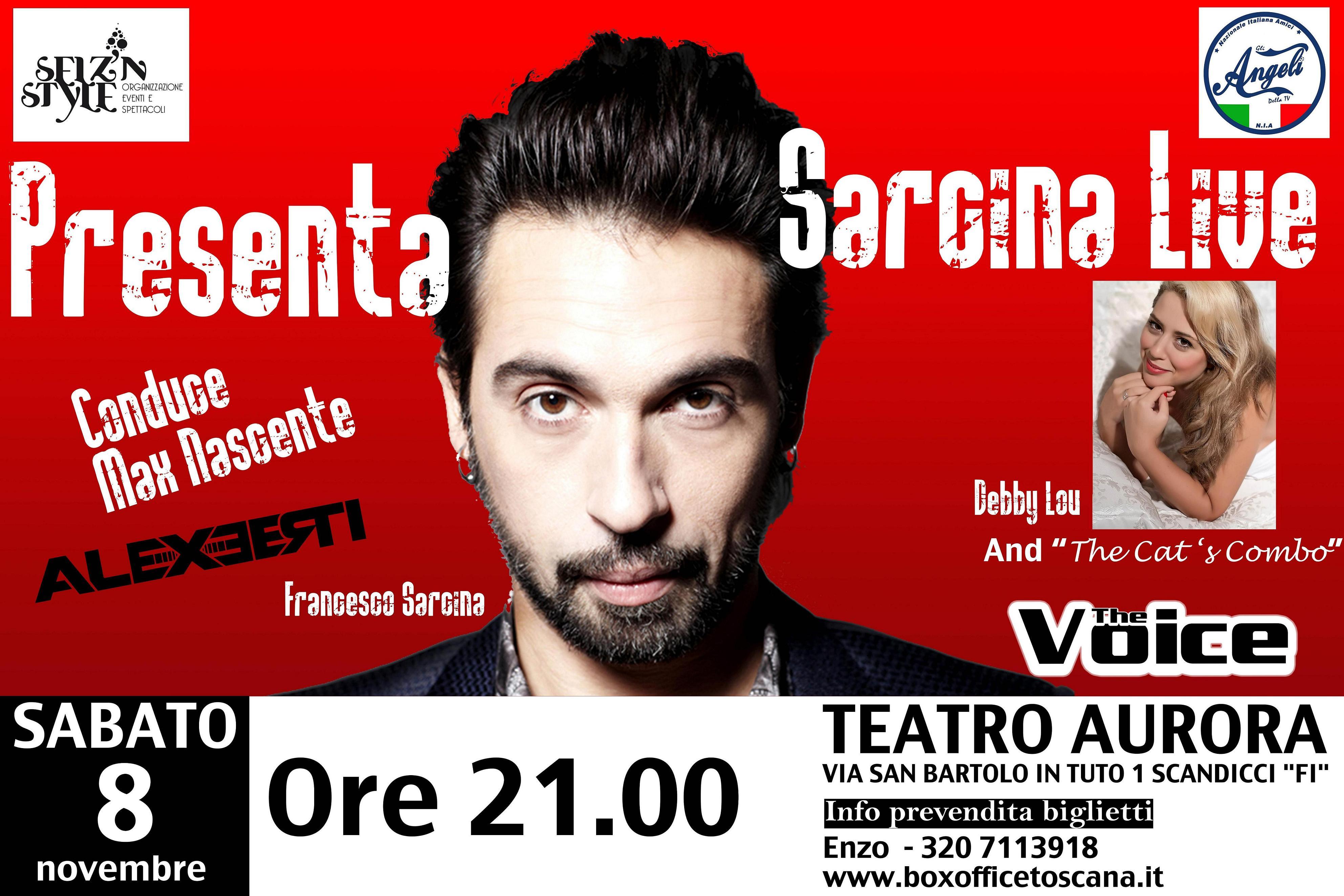 Photo of SCANDICCI – Francesco Sarcina live all'Aurora