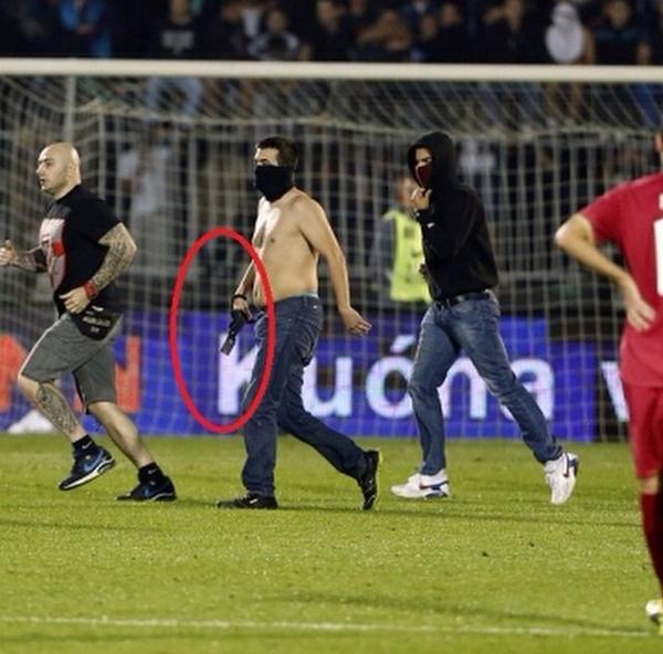 Photo of CALCIO – Serbia-Albania, Uefa legittima violenza e razzismo