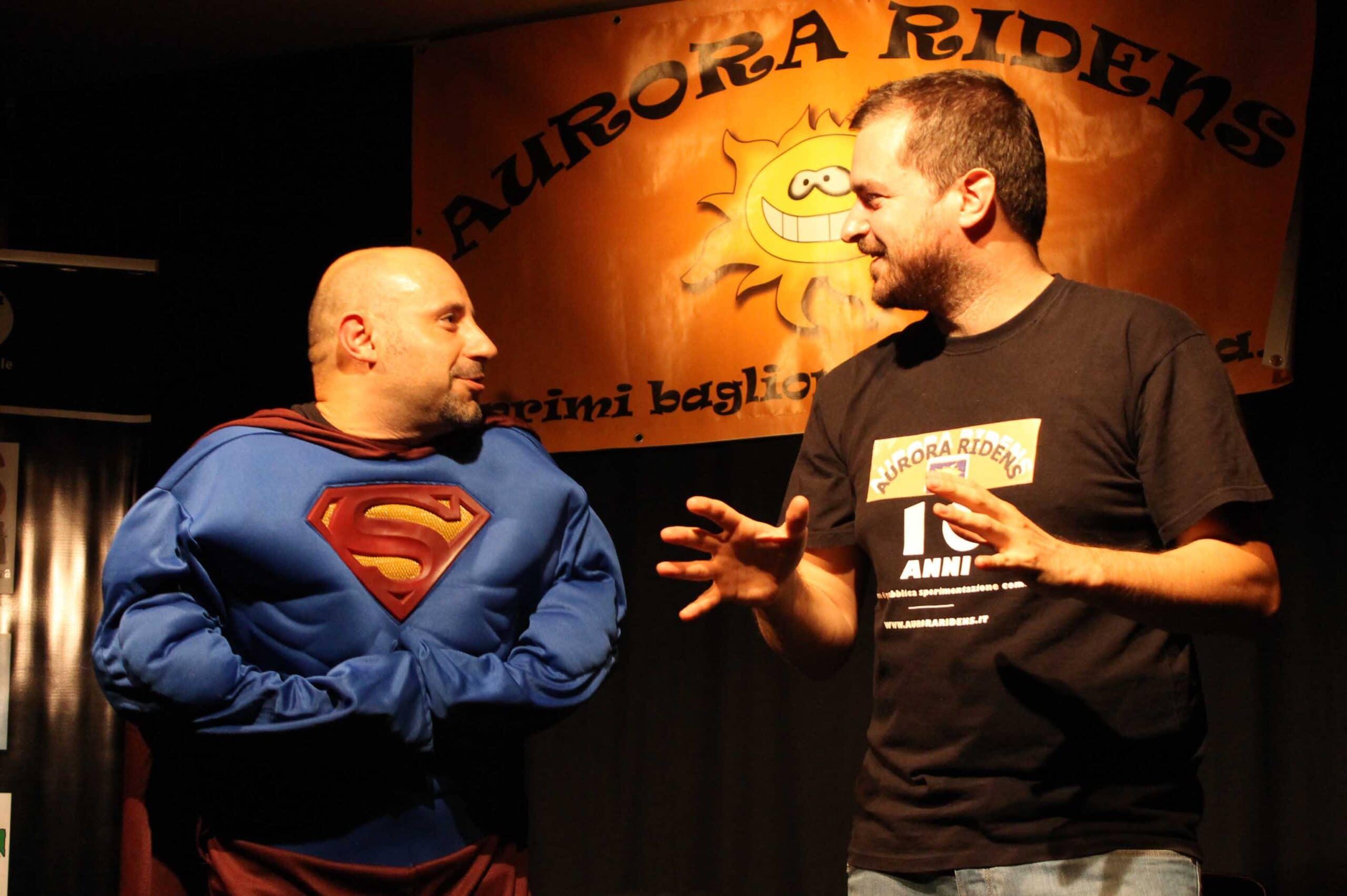 Photo of AREZZO – Aurora Ridens, una sfida tra comici da tutta Italia