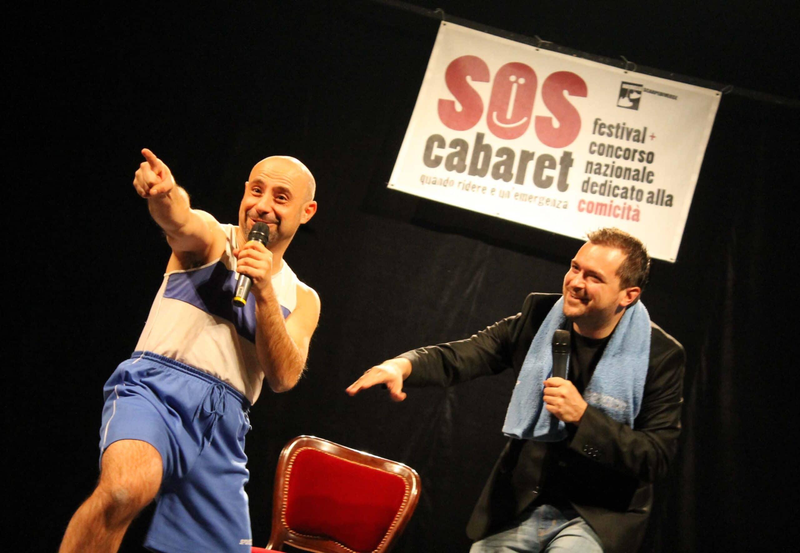 Photo of Sos Cabaret 2014, una gara tra decine di comici da tutta Italia
