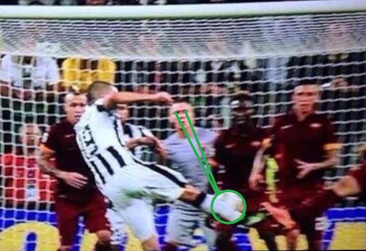 Photo of JUVE-ROMA – Il vero errore di Rocchi? Sul rigore di Totti