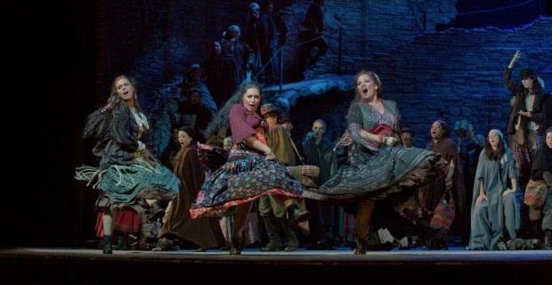 Photo of Il capolavoro di Bizet, 'Carmen', al Teatro Pietro Aretino