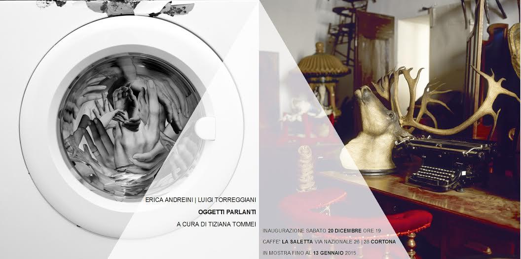 Photo of OGGETTI PARLANTI – Mostra fotografica di Erica Andreini e Luigi Torreggiani