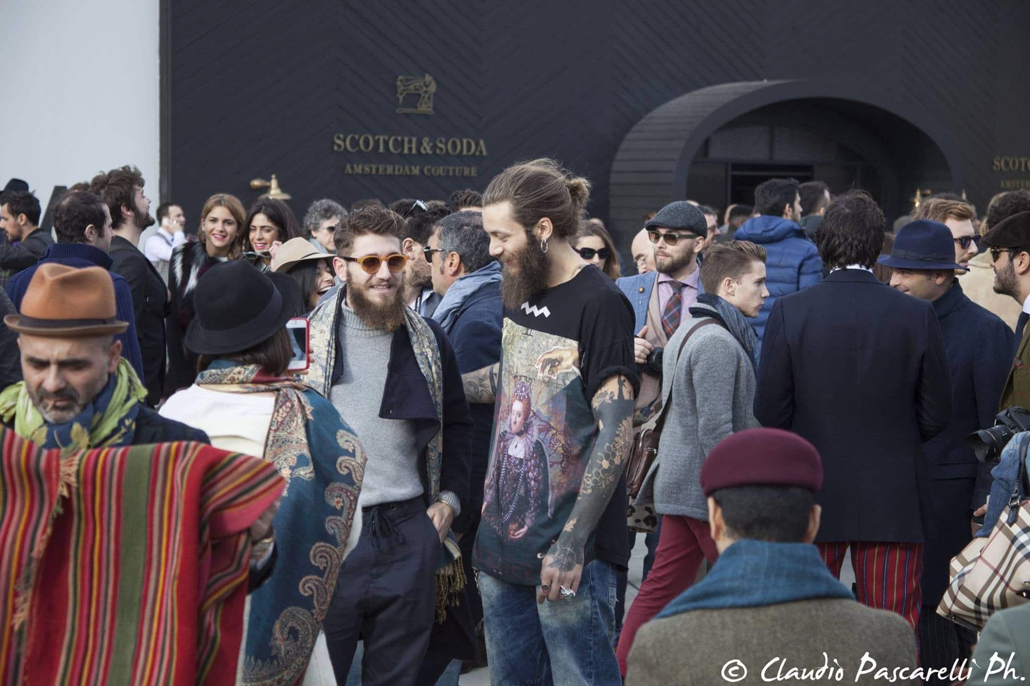 Photo of FIRENZE – Pitti Immagine Uomo: Pitti Day 1