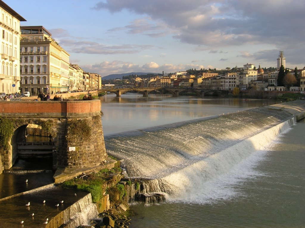 Photo of Città metropolitana: in arrivo finanziamenti per l'Arno