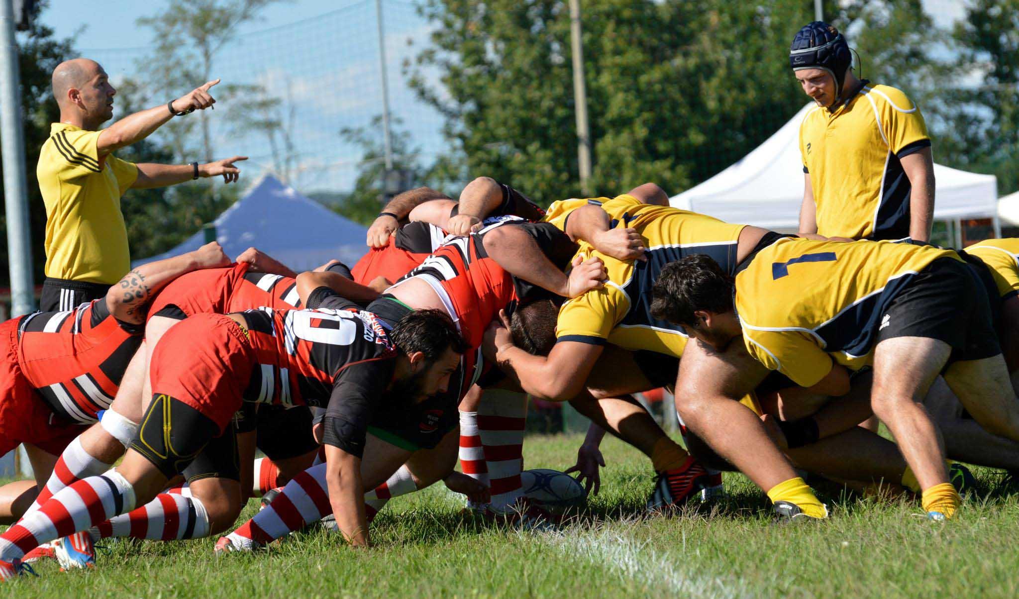 Photo of Il Cus Pisa infligge una pesante sconfitta agli Arieti Rugby