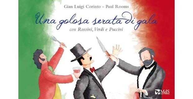 Photo of Gian Luigi Corinto presenta 'Una golosa serata di gala' con Rossini, Verdi e Puccini