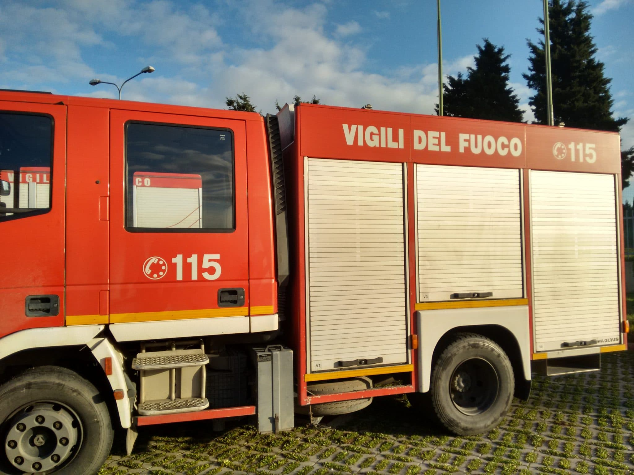 Photo of Incendio in appartamento a Barberino di Mugello