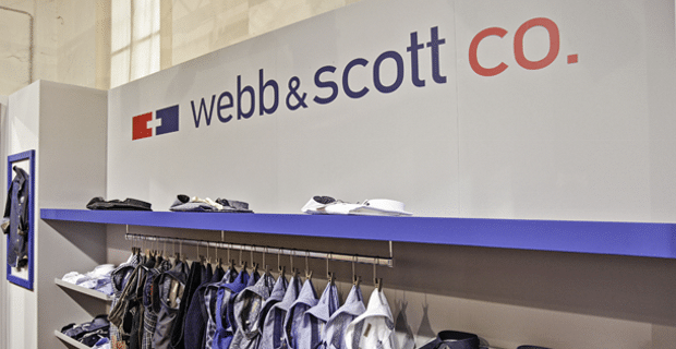 Photo of Webb & Scott co presenterà all'87° Pitti Uomo