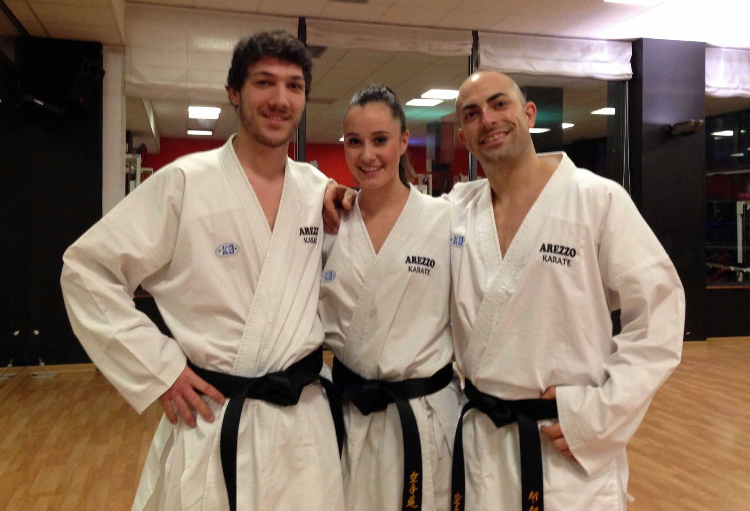 Photo of L'Arezzo Karate combatte ai Campionati Italiani di Torino