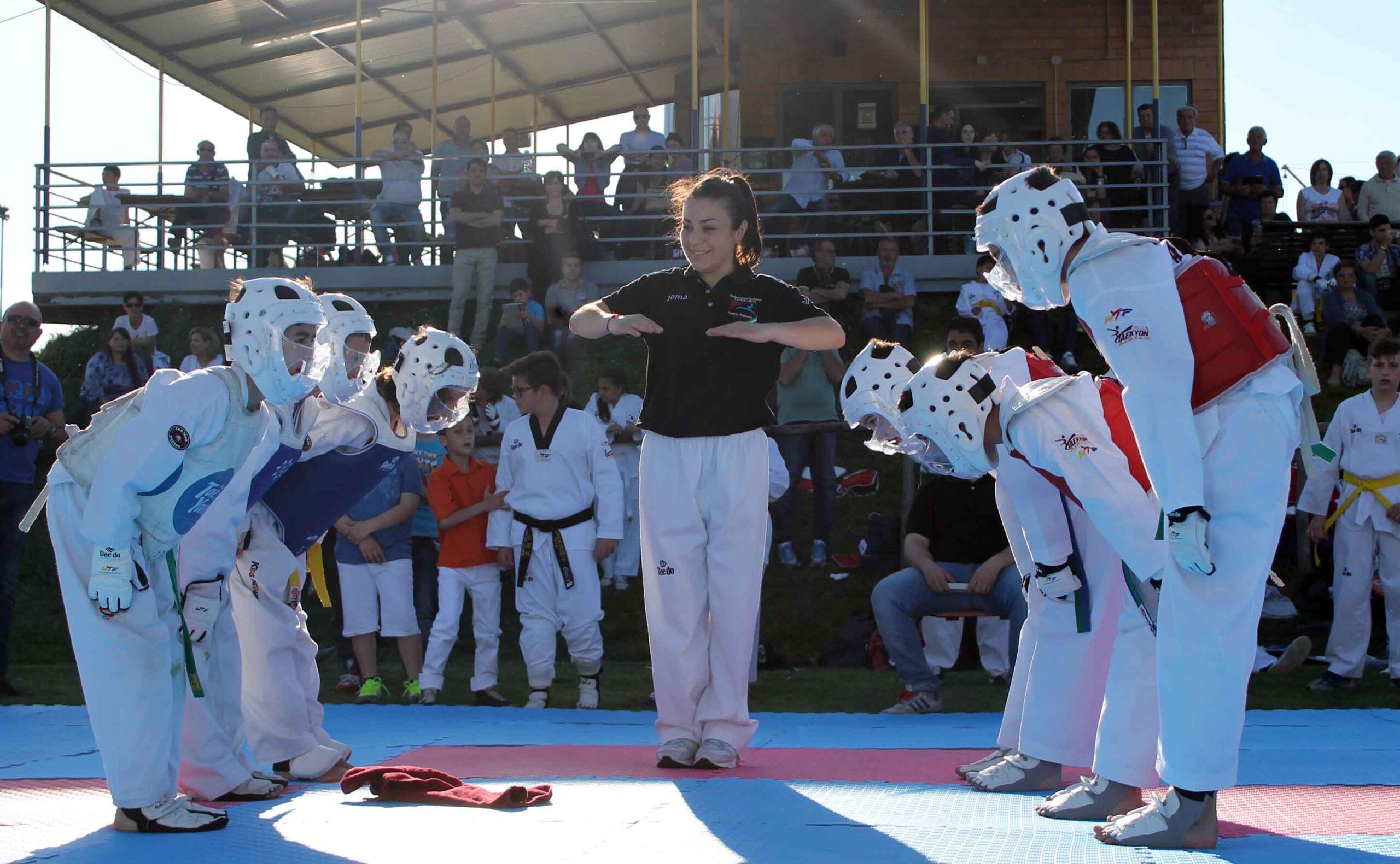 Photo of AREZZO – Il Centro Taekwondo Arezzo combatte al cinema