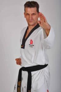 Centro Taekwondo Arezzo - Il maestro Andrea Rescigno