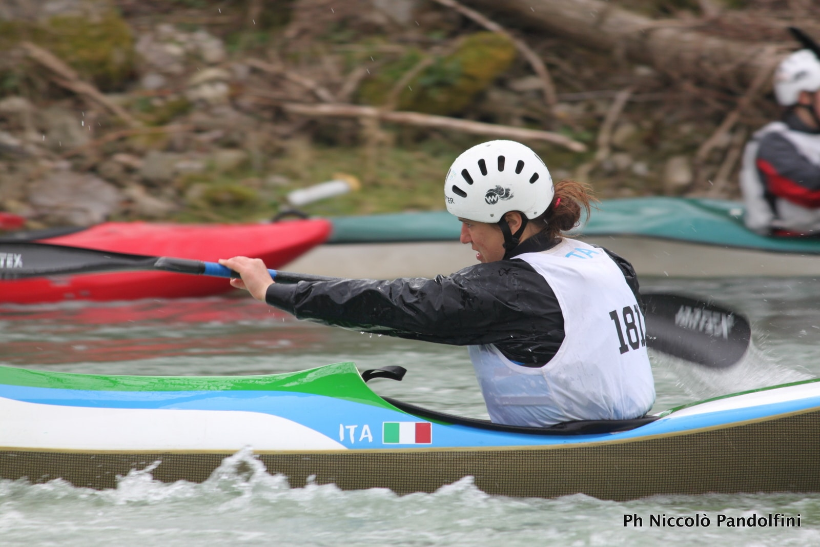 Photo of CANOA – La Comunali Firenze 2° nella Coppa Italia di discesa