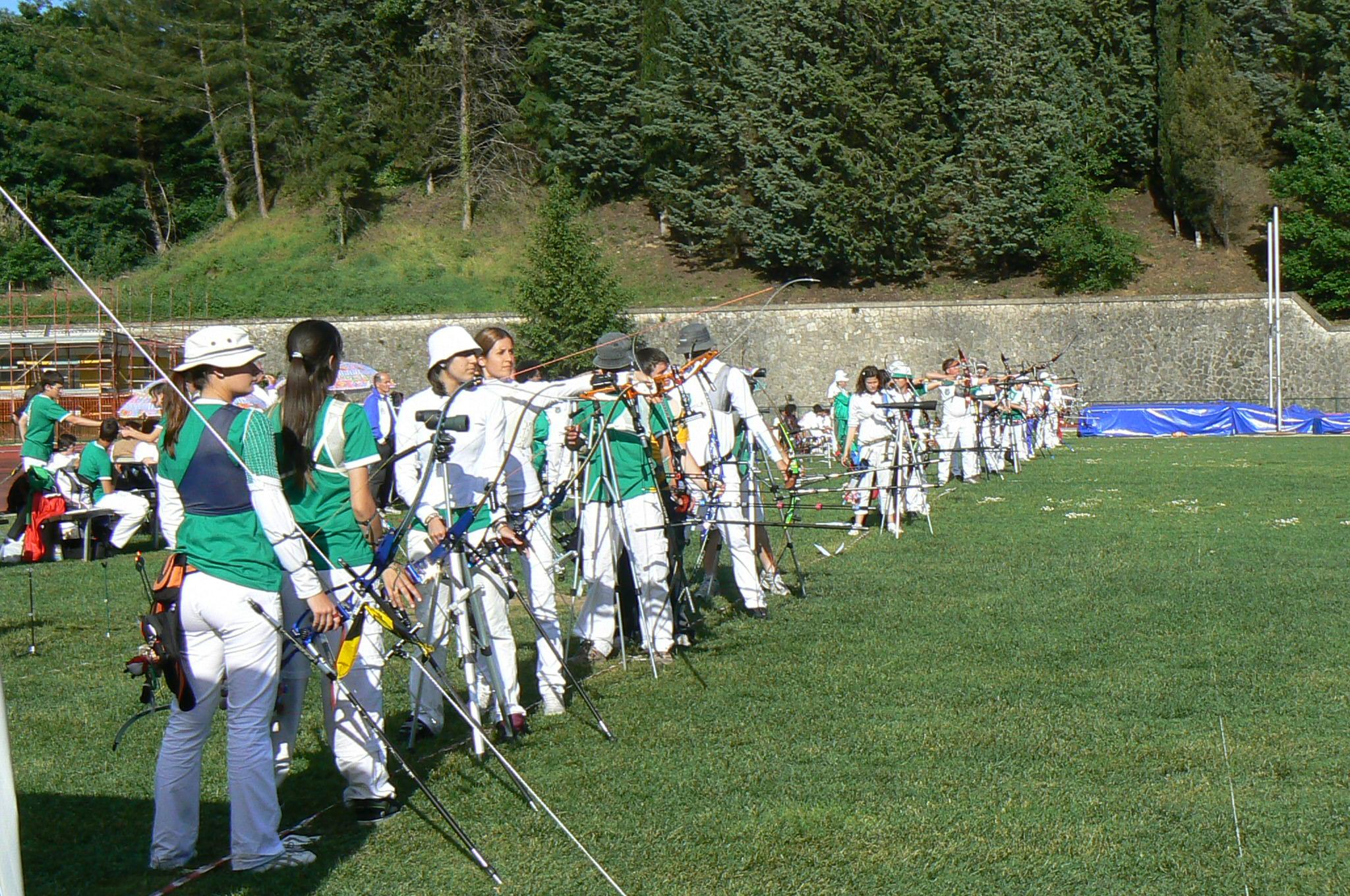Photo of Arcieri senesi chiamati a far centro a 'Sport Siena Weekend'