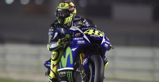 Photo of MotoGP – Rossi vince, podio tutto tricolore, gara fantastica