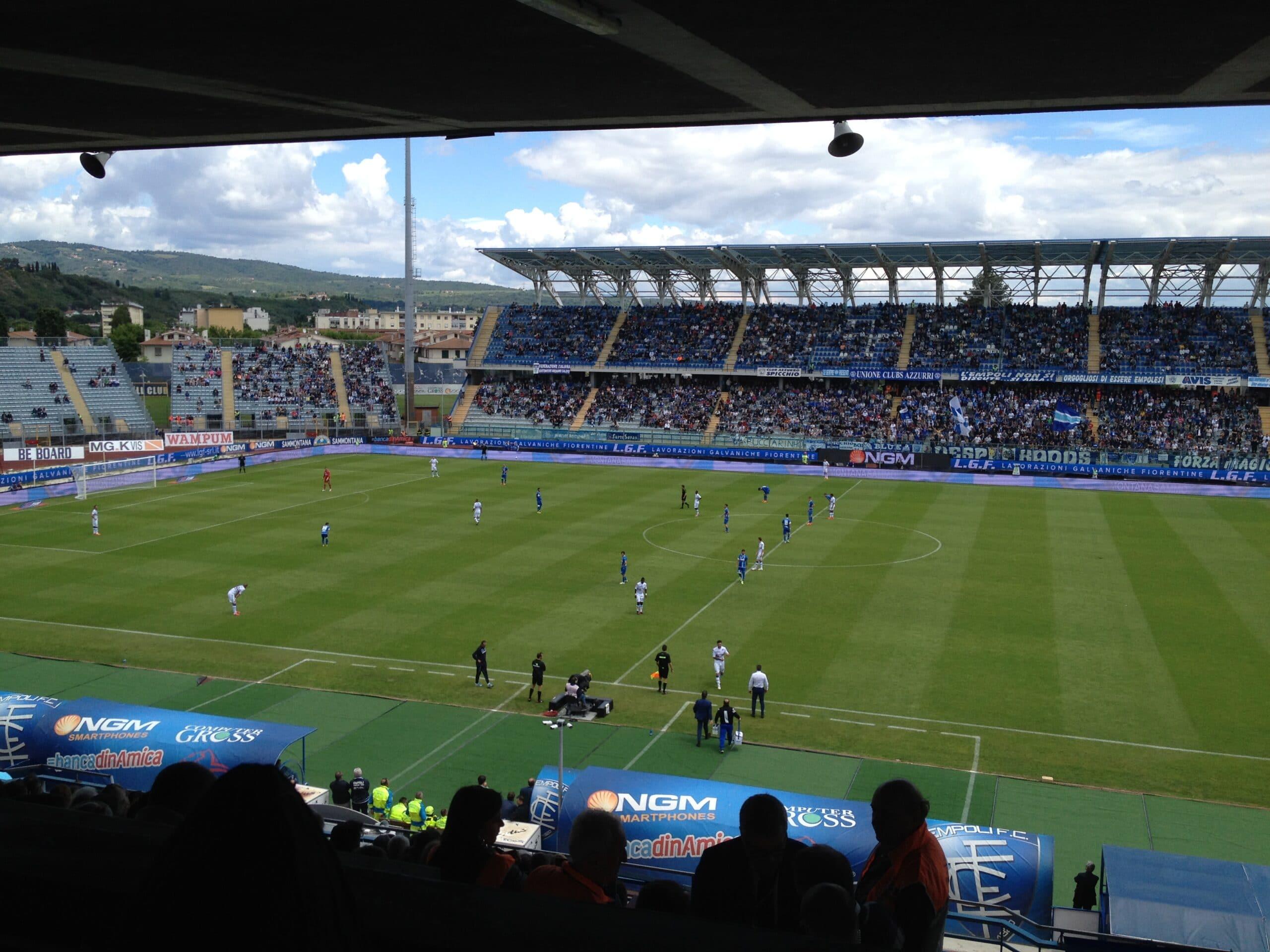 Photo of CALCIO – L'Empoli ferma il sogno europeo della Sampdoria